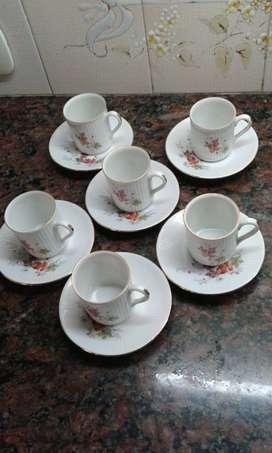 POCILLOS DE CAFE VERBANO
