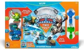 Videojuego Skylanders Trap Team - Wii U - Nuevo Sellado.