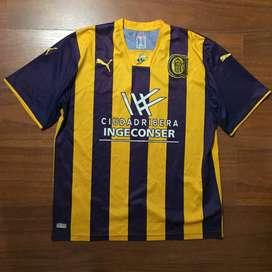 Camiseta Titular Rosario Central 2009/10 L