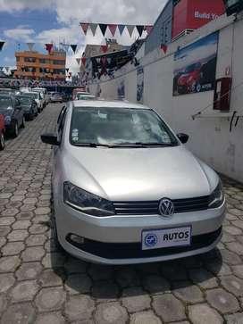 Volkswagen Voyage 2014 (gol sedán)