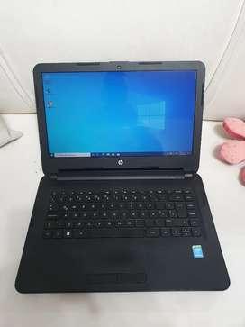 Vendo hermoso portátil Hp core i3