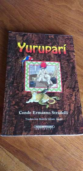 Libro Yurupari