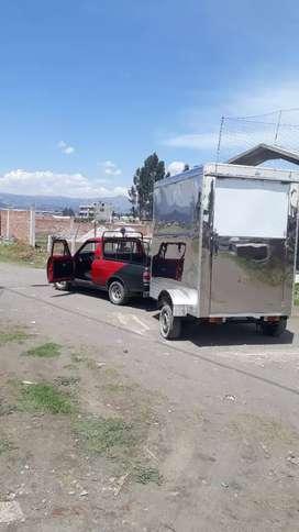 Rremolque  (fudd truck)