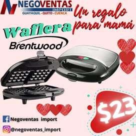 WAFLERA MODELO BRENTWOOD EN OFERTA ÚNICA DE NEGOVENTAS