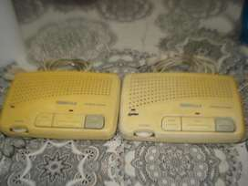 Intercomunicador Interlak Intercom Fm101 X 2 Unidad.no Envio
