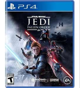 Star Wars Jedi- The Fallen Order Ps4