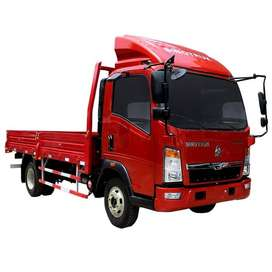 camión 4 Ton. motor ISUZU