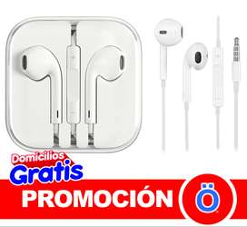 Audifonos ipod iphone 5-6-7 android y OS OFERTA