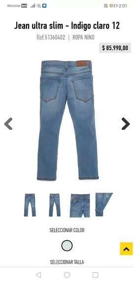 Jean offcorss