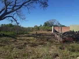 Vendo terreno en Margarita Belén Chaco Belén