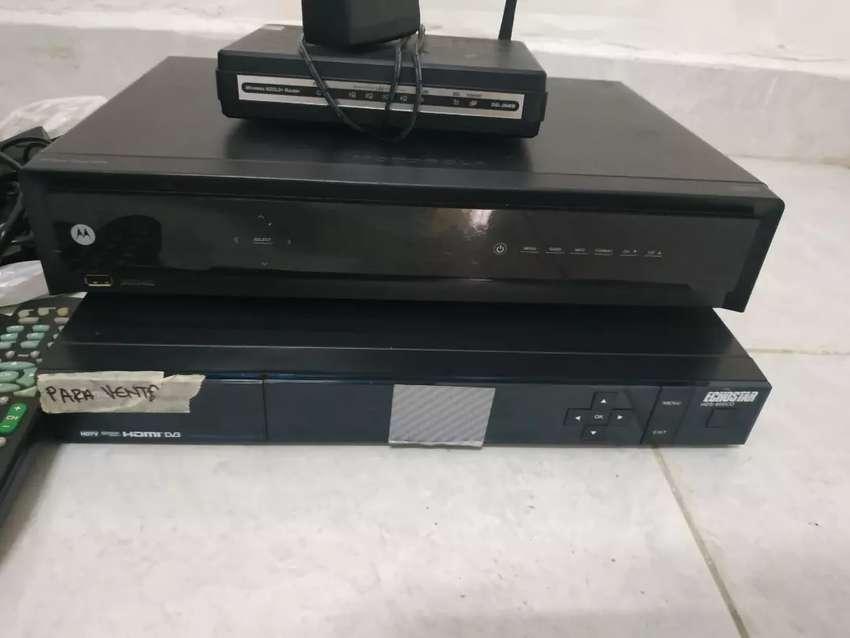 Vedo cajas decodificadores de Tv 0