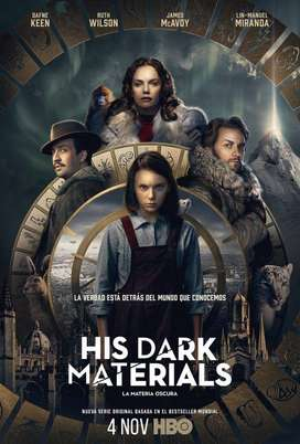 HIS DARK MATERIALS 4K - LA MATERIA OSCURA 4K