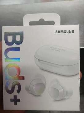 Galaxy Buds Plus Nuevo color Blanco