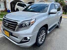 Toyota prado VXL arabe 2017 diesel