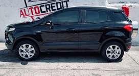 Vendo Camioneta Eco Sport Titanium 2015
