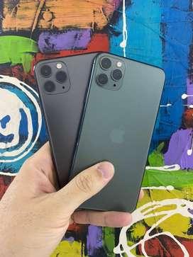 Iphone 11 pro max 256gb como nuevos
