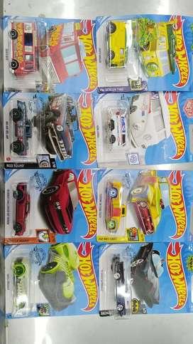 Vendo colección de Hot Wheels