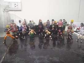 Muñecos Naruto