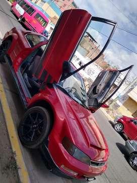 Vendo mi honda Accord coupe 96 modelo 97 motor f22b