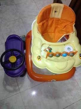andador de bebe mas motito de cuatro ruedas