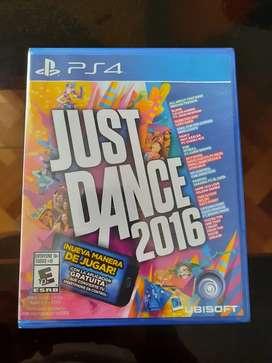 Just dance 2016 nuevo sellado original