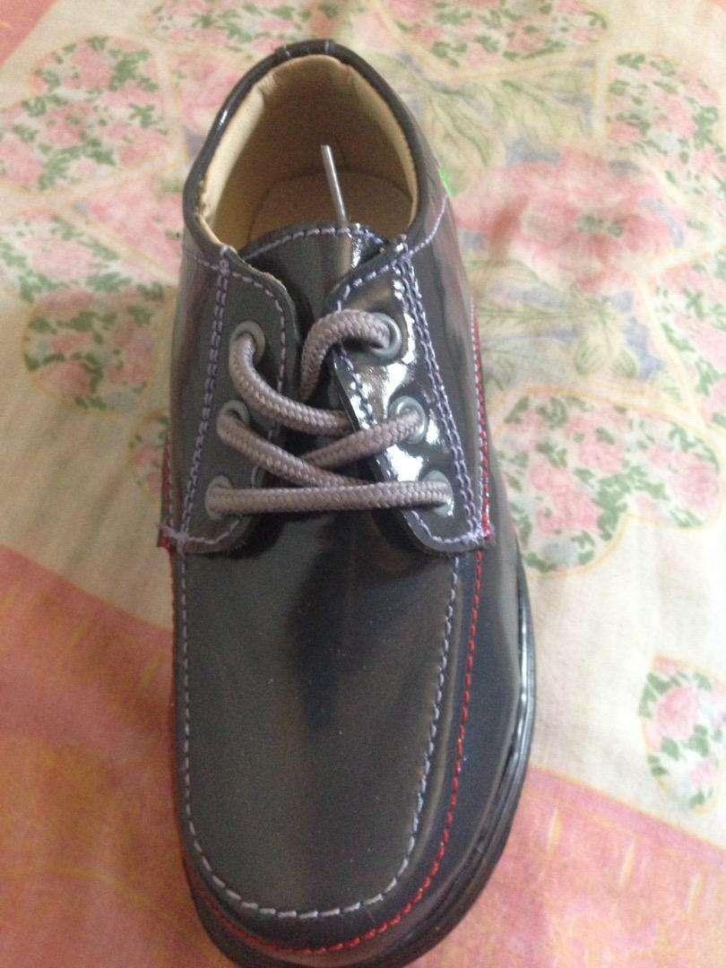 Zapatos colegiales unisex 0