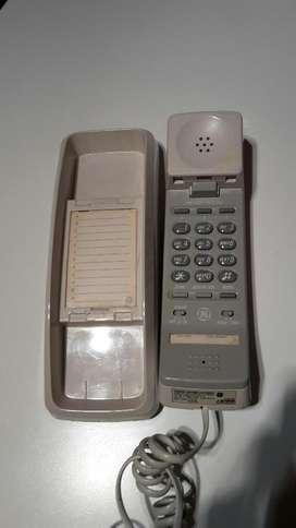 Telefono General Electric con Memoria