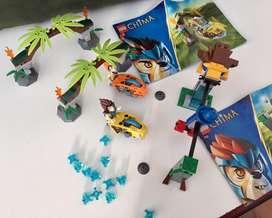Lego legend of chima Waterfall 70102