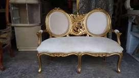 Sofa medallon