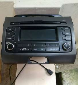 Radio para kia sportage