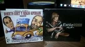 Lote de cd tangos varios