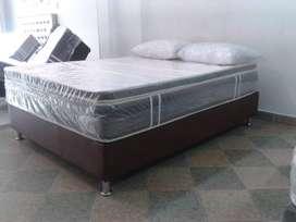 COMBO COLCHON BASE 140X190