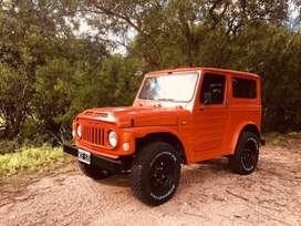 Vendo Suzuki Lj 80 4x4 impecable