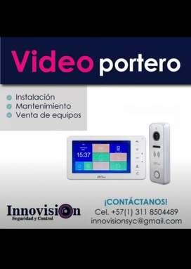 Instalación mantenimiento citofonia y vídeo portero