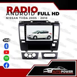Radio Pantalla Nissan Tiida ORG