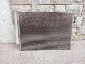 Condensador Nissan Versa -march 16-18