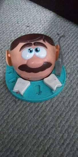 Doctor muelitas de playdoh