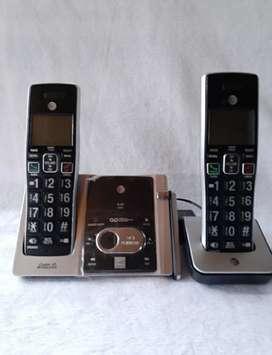 Teléfono inalambrico Duo NUEVO con contestador