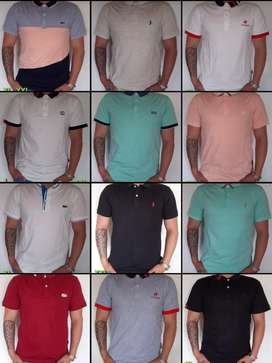 Camisetas polos nuevas