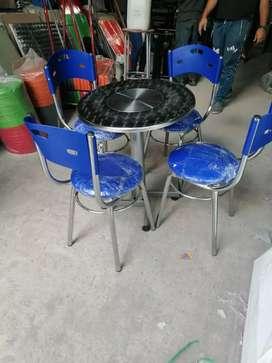 Juegos mesa acero para bares, restaurantes, cafeteria.