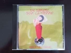 Pascal Comelade - Un samedi sur la Terre 1996 CD Musical ORIGINAL