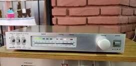 Vendo sintonizador y amplificador
