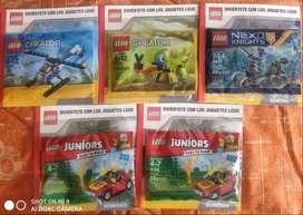 Figuras Lego Original Coleccion El Comercio