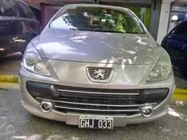 Peugeot 307 hdi Premium 2007 diesel full cuero techo financiación calle 62 entre 3y4 la plata ciudad