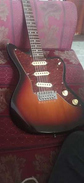 Guitarra eléctrica stagg M350 Jaguar ACEPTO OFERTAS DE PRECIOS