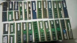 MEMORIAS RAM PARA PC Y PORTATIL