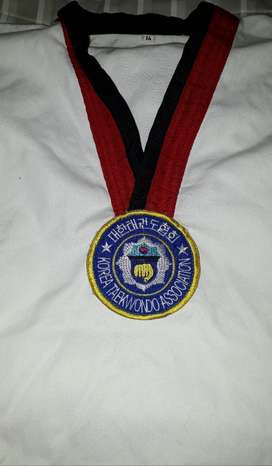 Gangazo Uniforme de Taekwondo T-12