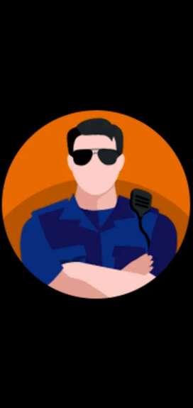 Busco empleo como Guardia de Seguridad