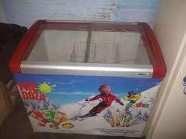 Congelador para helados