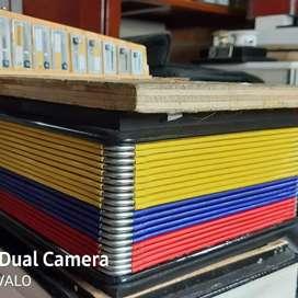 Fuelle reforzado acordeon hohner 3 coronas o rey vallenato